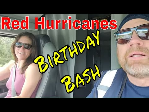 Red Hurricane's Birthday Bash | Pennsylvania Loads | Red Viking | Werewolf | Trucker | RVT