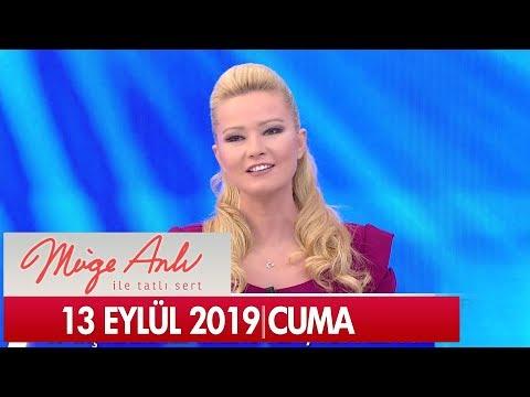 Müge Anlı ile Tatlı Sert 13 Eylül 2019 - Tek Parça