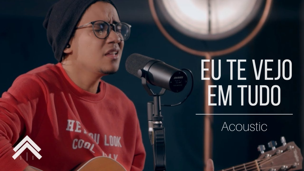 Eu Te Vejo Em Tudo | Live Acoustic Session | Casa Worship