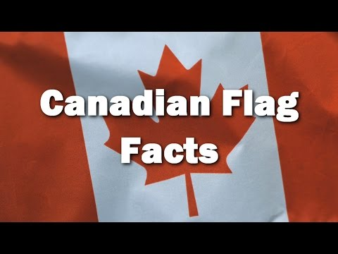 Interesting facts about Canada's flag as it turns 50