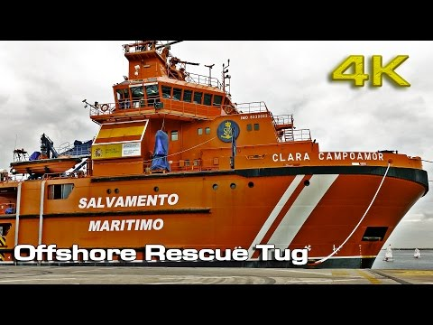 Offshore Rescue Tug