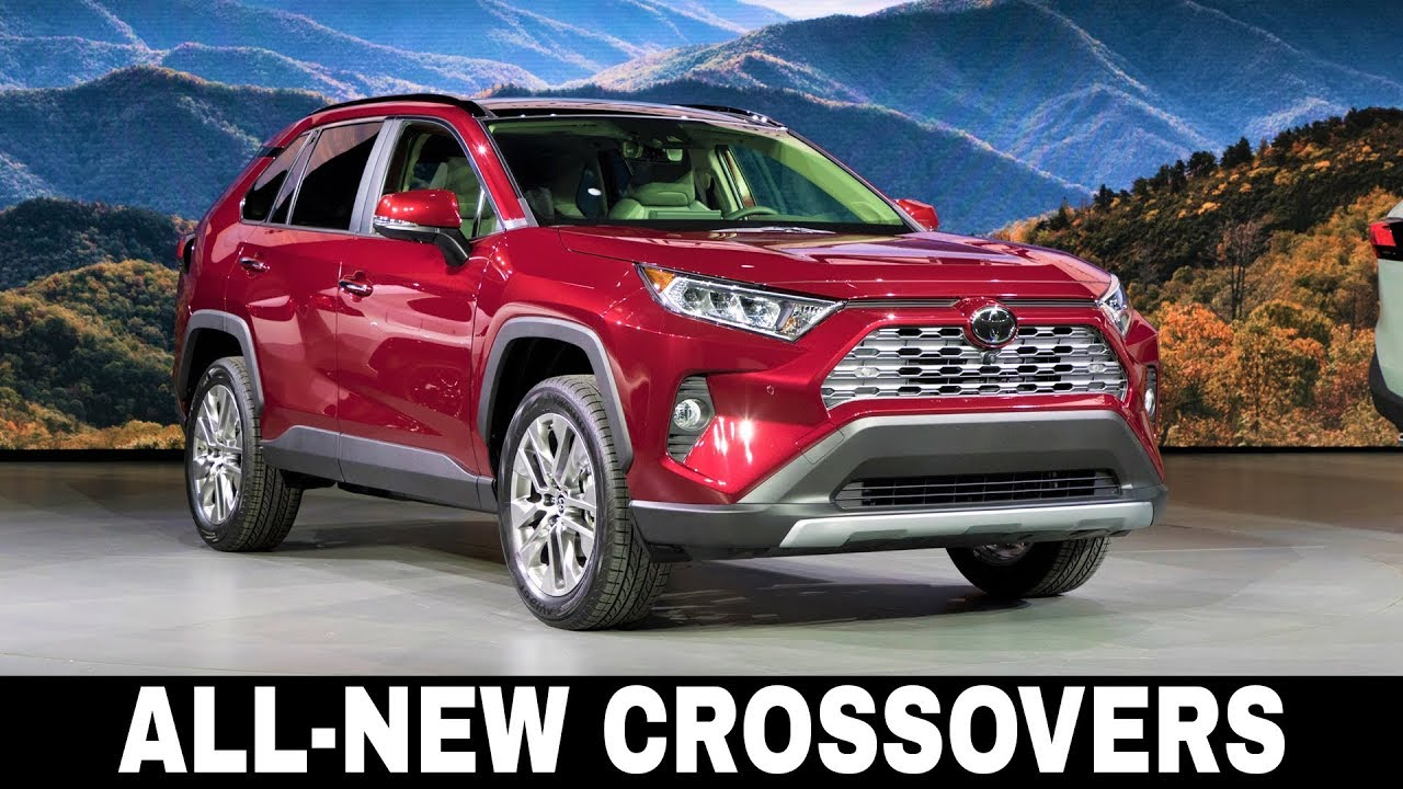 8 upcoming crossover cars that you must see (hot auto news for 2019