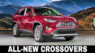 8 Upcoming Crossover Cars That You Must See (Hot Auto News for 2019)