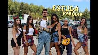 David Raposo- ESTUDA (PARÓDIA) Fifth Harmony- Work From Home