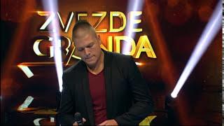 Slobodan Radanovic - Nije taj covek za tebe - (live) - ZG 2014/15 - 17.01.2015. EM 18.