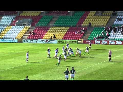 Ireland v Scotland U19 25th October 2014