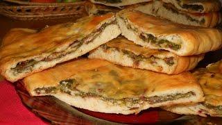 Осетинские пироги со свекольными листьями и сыром. Рецепт(, 2014-07-21T10:29:30.000Z)