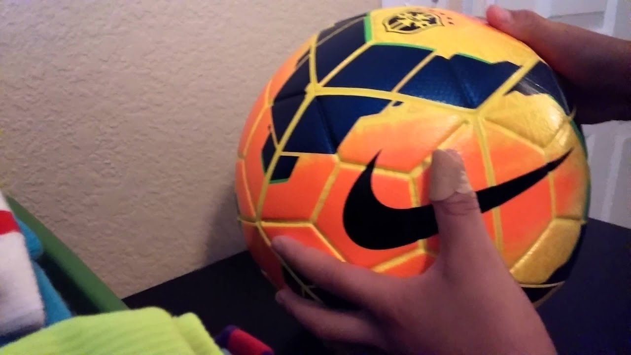Nike Ordem OMB Unboxing/Update | Official Match Ball