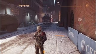 Division PS4 One Shot Part 2 Side Questathon
