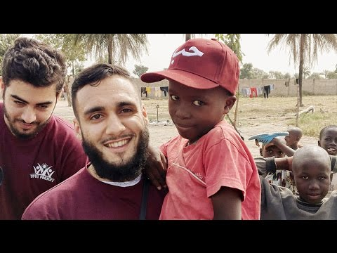 MY LIFE CHANGING TRIP TO GAMBIA!