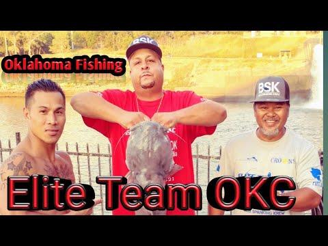 Oklahoma Fishing/Blue Catfish/Stripers/Elite Team OKC