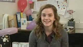 Emma Watson S 18th Birthday Message Youtube