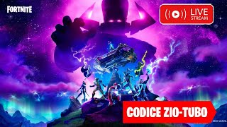EVENTO GALACTUS FORTNITE STAGIONE 4 IN LIVE ✅CONTEST CARD 10€ A 1100 LIKE
