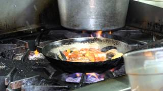 """Seafood """"one-pot"""" Fishermans Stew"""