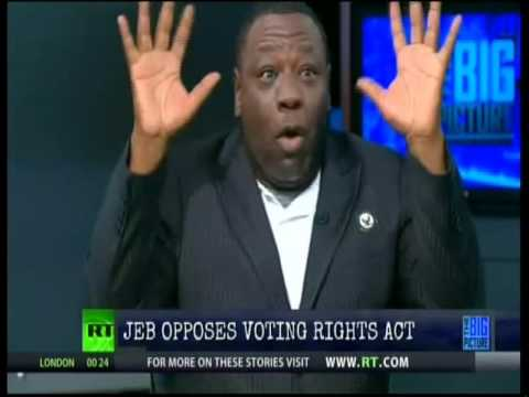 Black Conservative Kevin Martin Supports Voter ID Requirements