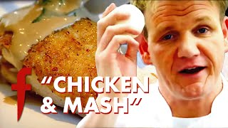 Gordon Ramsay Shows His Poached & Sautéed Chicken Recipe | The F Word