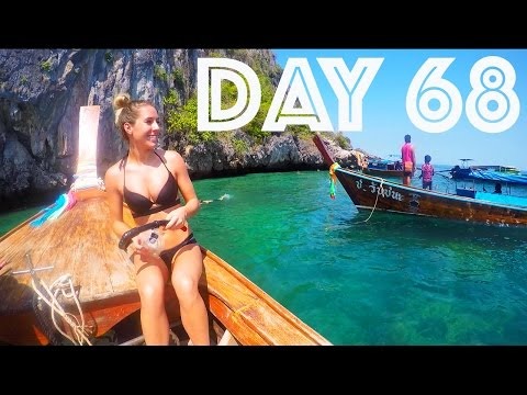 FOUR ISLAND TOUR - KOH LANTA THAILAND