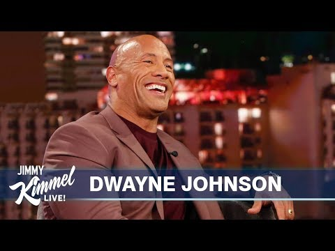 Dwayne Johnson on