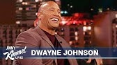 Dwayne Johnson on Buying His Parents Houses, Friendship with Kevin Hart & Jumanji