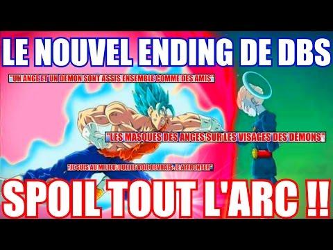 TOUT L'ARC TOURNOI DU POUVOIR DBS SPOILÉ DANS LE NOUVEL ENDING ?!! DRAGON BALL SUPER - Prophétie#12