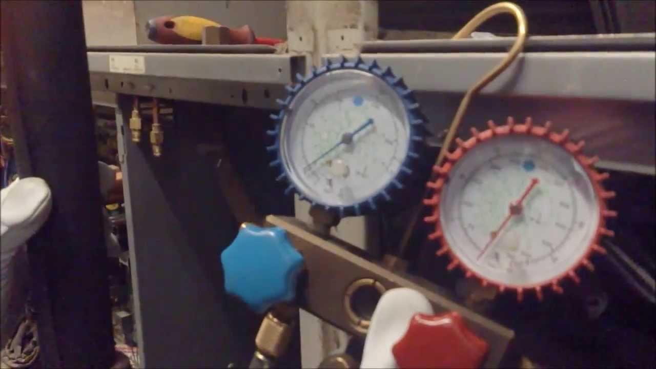 Tutorial reparacion fuga gas equipo aire acondicionado for Arreglar aire acondicionado