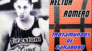 "Temporada de novato 1998 Trotamundos- rookie season Trotamundos 1998 Hector ""PEPITO"" Romero #31"