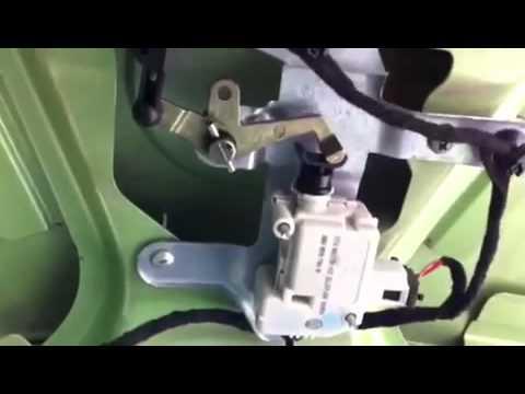 Arreglar Motor De Cajuela de Beetle - YouTube