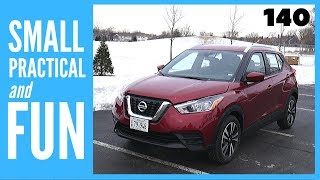 2020 Nissan Kicks Sv // Full Review And Test Drive // 100 Rental Cars