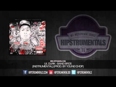 Lil Durk - Bang Bros [Instrumental] (Prod. By Young Chop) + DOWNLOAD LINK