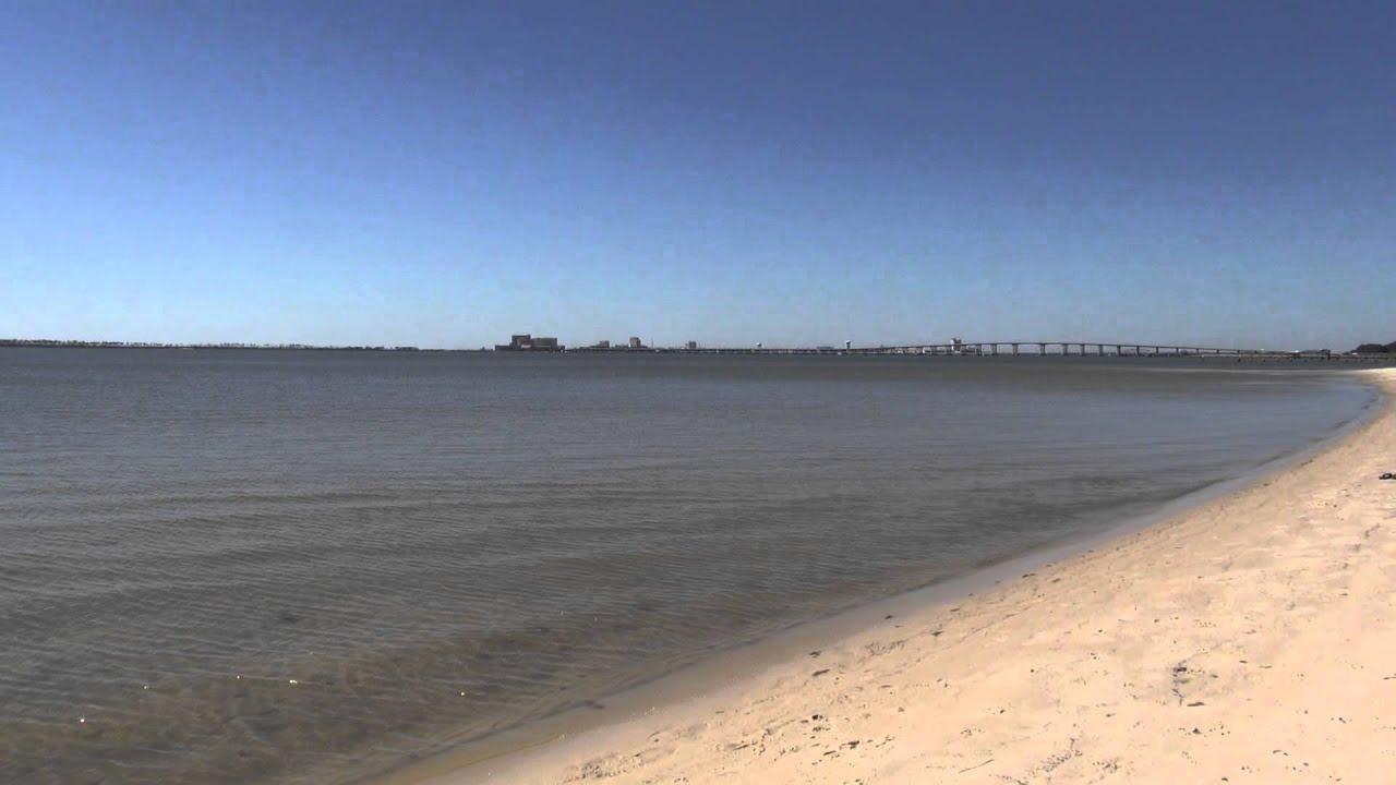 10 30 14 Ocean Springs Mississippi Beach
