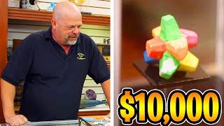 Rick Goes ALL IN on Original 1971 Willy Wonka Prop (Pawn Stars)