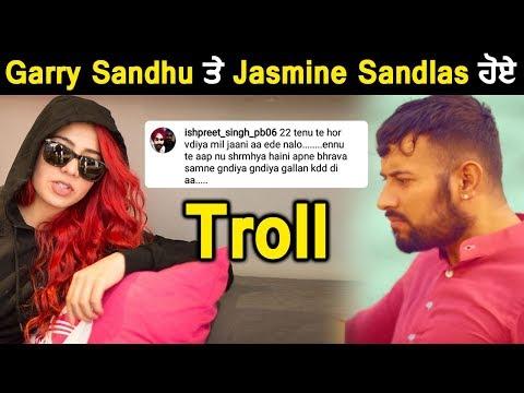 Garry Sandhu and Jasmine Sandlas gets...