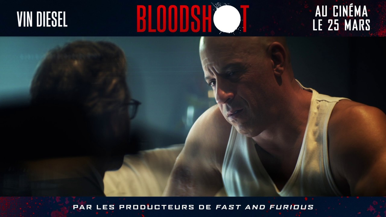 "Bloodshot - TV Spot ""Beat"" 20s"