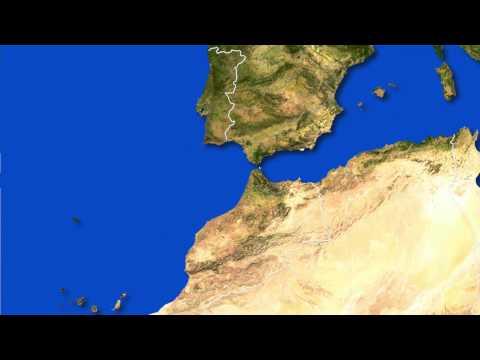 Syria Ships Animated Map