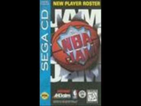 NBA Jam Sega CD music: Title Screen