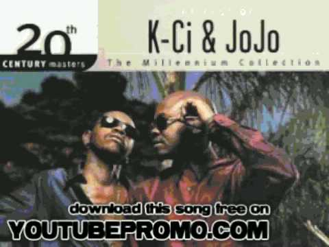 k-ci & jojo - Down For Life - 20th Century Masters The Mille
