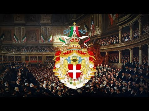 "Kingdom of Italy (1861–1946) ""Marcia Reale d'Ordinanza & Giovinezza"" Remastered"