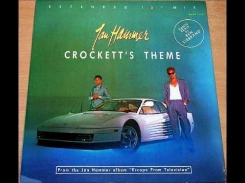 Jan Hammer - Crockett's Theme (Extended 12