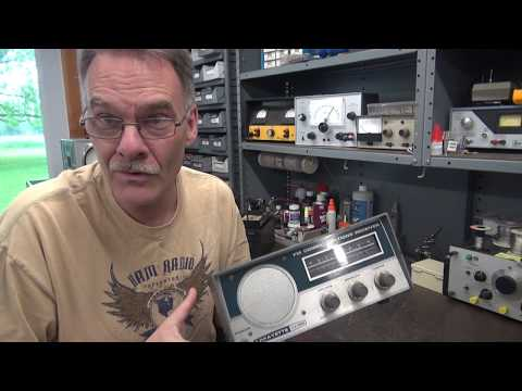 How to build Class A 6V6 Guitar amp start to finish from a rusty police radio D-lab electronics