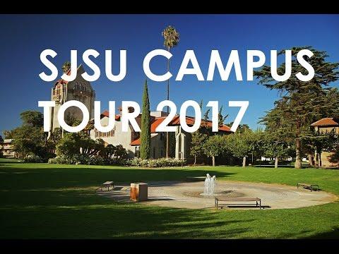 SJSU Campus Tour | Nitinkumar Gove