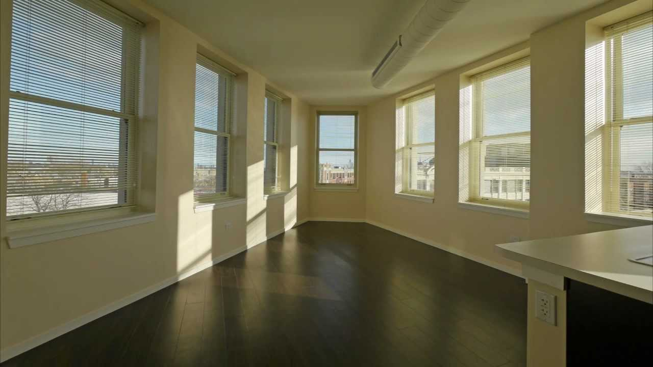 Affordable Artist Live Work Lofts In Logan Square Youtube
