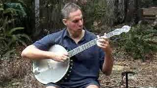 Gold Tone 6 String Banjo Holly DIng (Backstep Cindy)