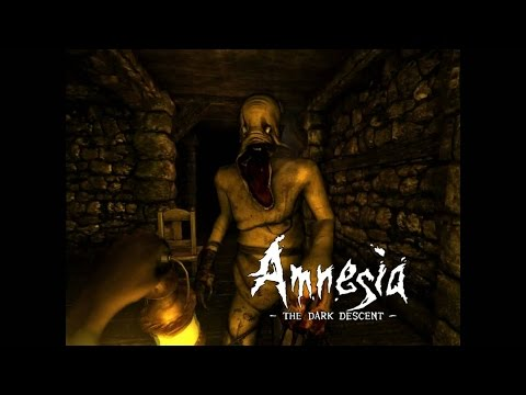 Amnesia : The Dark Descent #8 O ELEVADOR (gameplay Em Português 1080p)