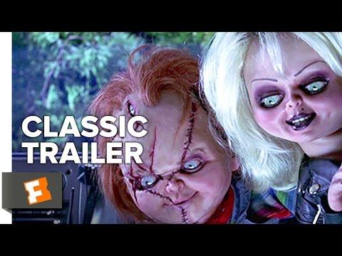 Bride Of Chucky (1998) Official Trailer - Jennifer Tilly, Katherine Heigl Movie HD