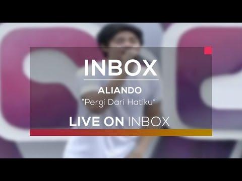 Aliando - Pergi Dari Hatiku (Inbox Karnaval Indramayu)
