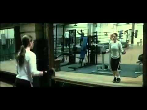 Training Scene From Million Dollar Baby