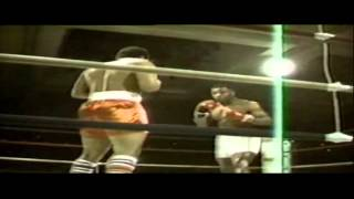 Mike Tysons 1st professional fight