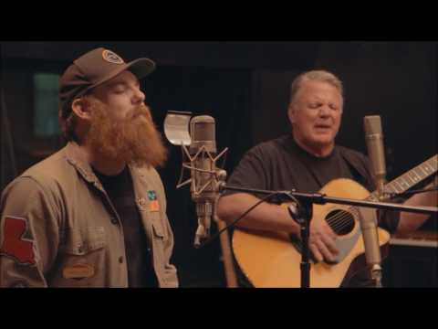 Marc Broussard  Return to Pooh Corner w his dad Ted Broussard