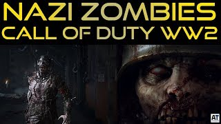 CALL OF DUTY WW2 NAZI ZOMBIES - PRIMA PARTITA [COD WWI ITA]