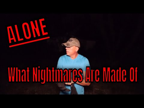 (30 MINUTE ALONE CHALLENGE) HELL HOUSE AT 3AM. WHAT IS AND WHAT SHOULD NEVER BE